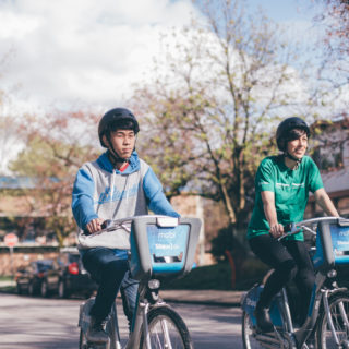 Vancouver's Public Bike Share System Puts Equity First