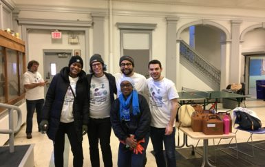 Cycling for Change — MLK Day of Service 2020