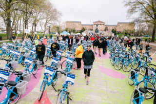 Philly shows why bike share partnerships are about more than transit