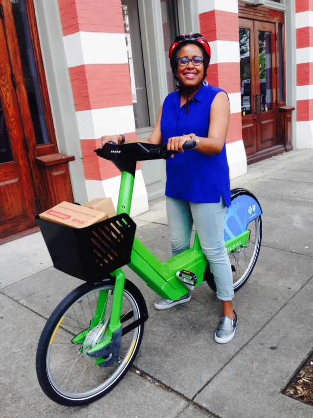 Birmingham was the first city in the country to introduce electric pedal-assist bicycles
