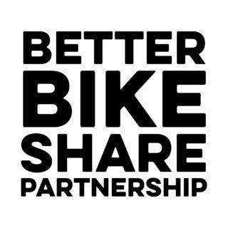 Better Bike Share Partnership BLACK