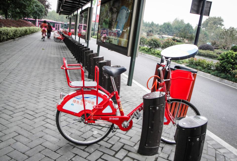 hangzhou bike