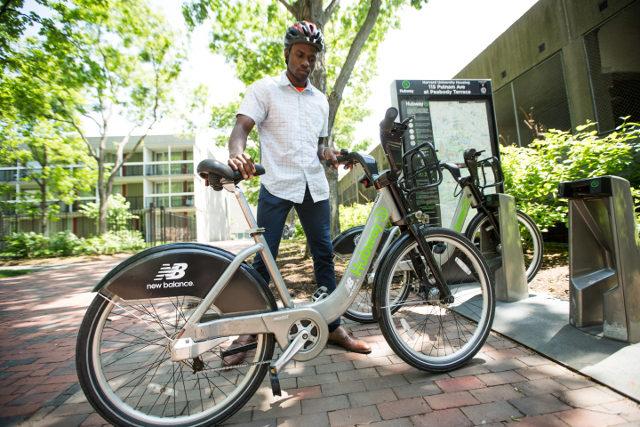 bike share checkout