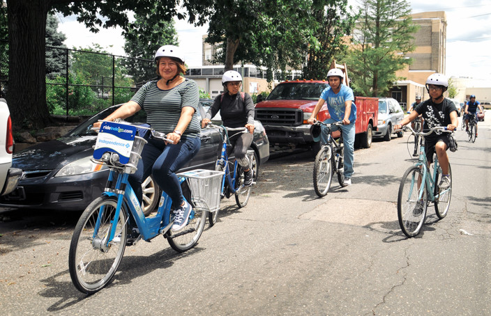 bike share ebt users