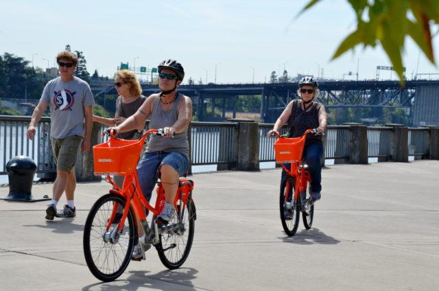 waterfront bikeshare