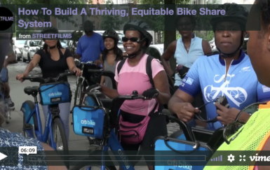 Video: Better Bike Share Conference