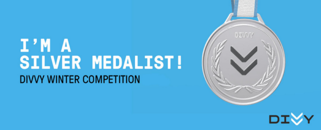 Divvy Silver Medal