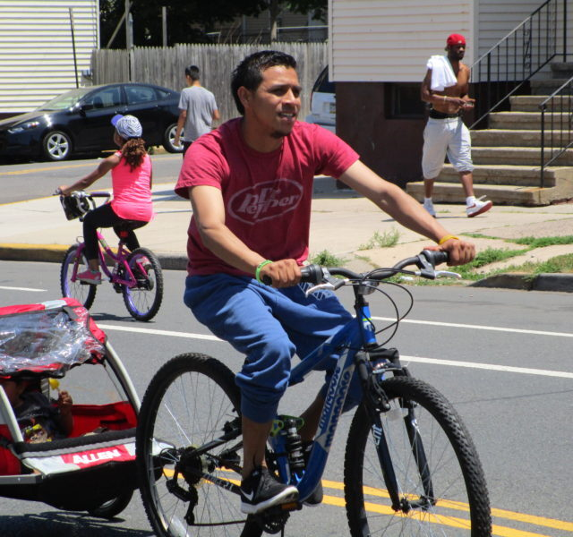 Silent barriers to bicycling, part II: Fear of crime among Blacks and Latinos