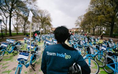 Sample job descriptions in bike share equity
