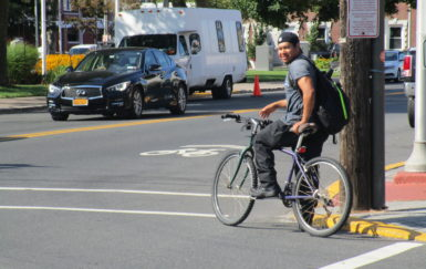 Silent barriers to bicycling, part IV: Infrastructure in Black and Latino neighborhoods