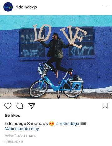 Indego Instagram 1
