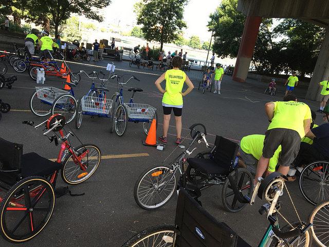 Portland adaptive bikes 2