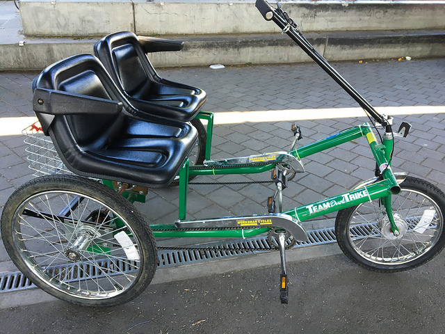 Two cities explore adaptive bike rentals for people with disabilities