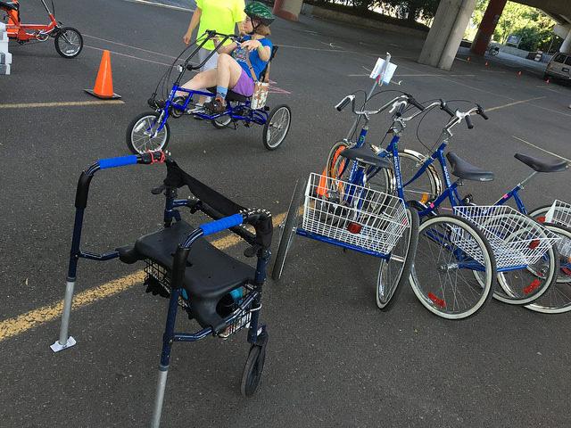Portland adaptive bikes