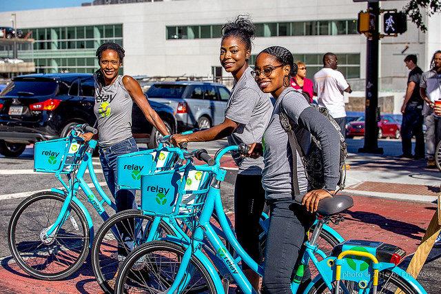 Atlanta Bike Champions