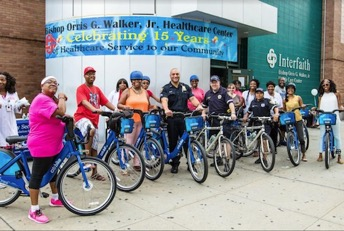 Interfaith and Citi Bike 1