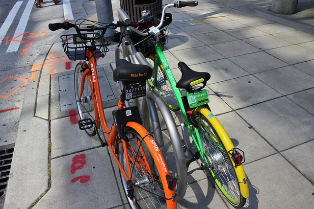 1 dollar bikes