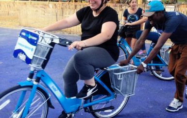 Participant survey: Bicycle Coalition of Greater Philadelphia