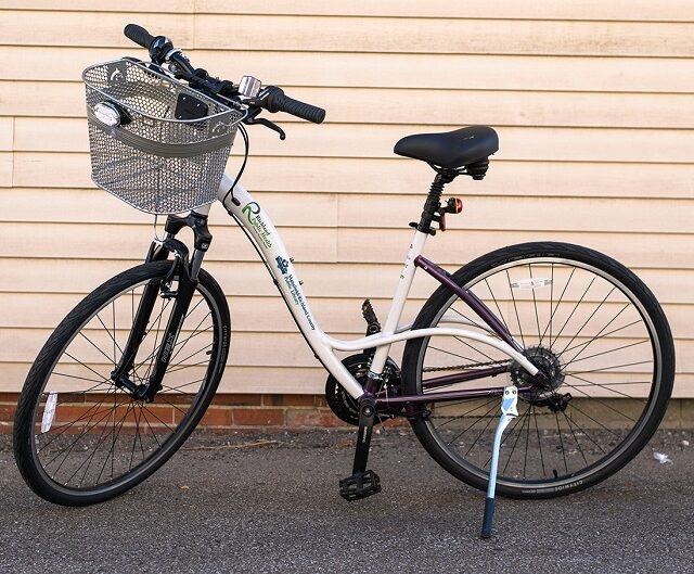 Why bike share makes sense as a library resource