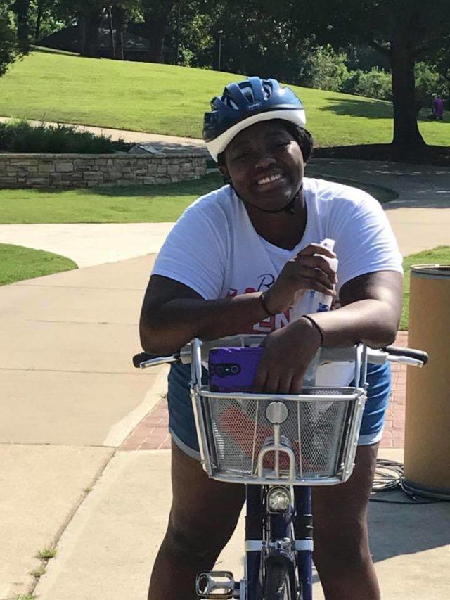 Charlotte rider