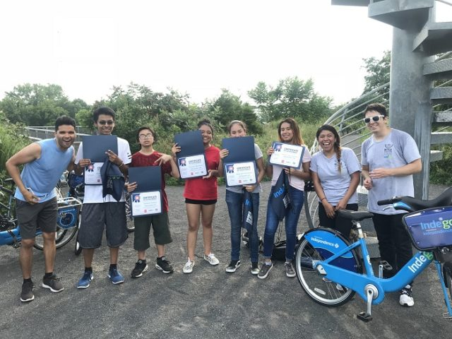 youth Indego riders 1