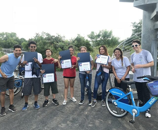 Philadelphia's Bicycle Coalition is committed to bilingual and youth outreach