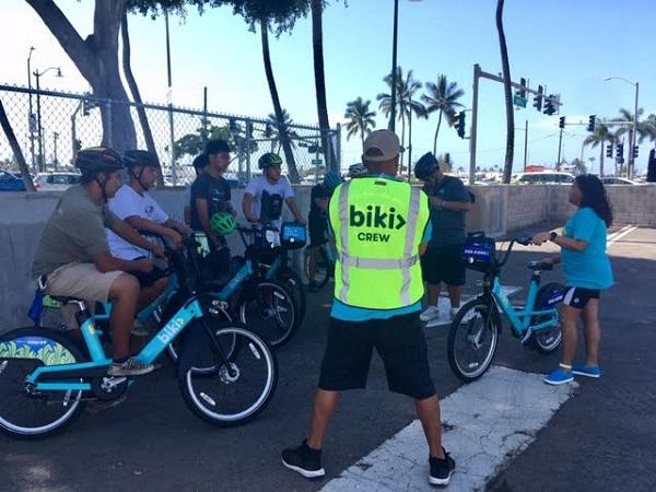 Biki crew