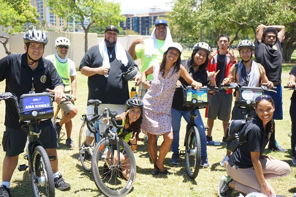 Hawaii's Biki outreaches to youth through bike share