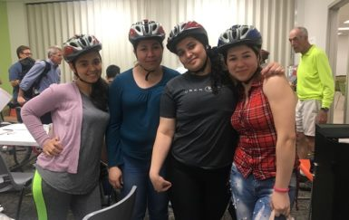 ESL classes serve as bike share connection in Alexandria