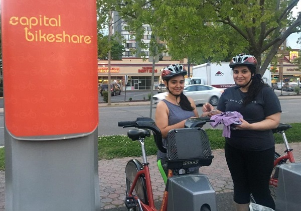 Arlandria bike share