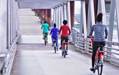 Portland State University releases evaluation of bike share equity programs
