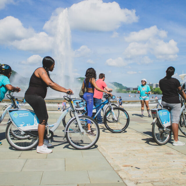 BBSP Awards 9 Bike Share Projects $79,600 in Mini Grant Funding