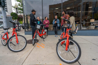 MoGo Detroit Bike Share Expands Across Southeast Michigan