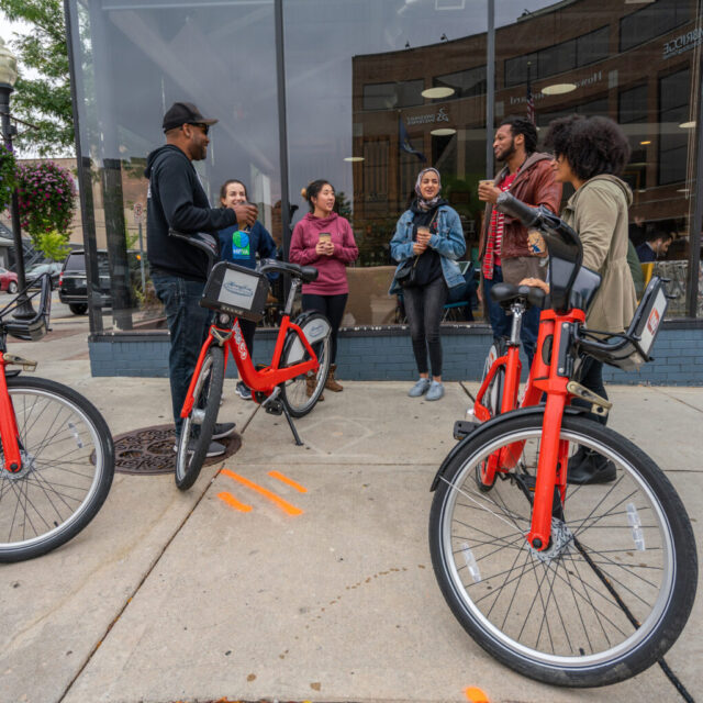 MoGo Detroit Bike Share Expands Across Southeast Michigan