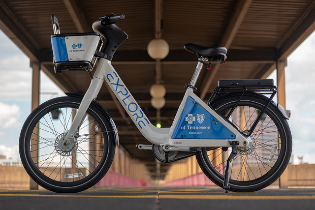 Grantee Spotlight: Explore Bike Share's Let's Ride It Out Campaign Provided Reduced Bike Share During COVID-19