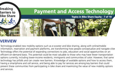 2-pager: Payment and Access Technology
