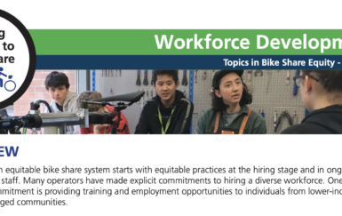 2-pager: Workforce Development