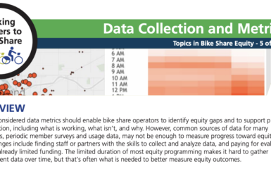 2-pager: Data Collection and Metrics