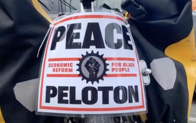 Peace Peloton — Using Bikes to Achieve Economic Reform for Black People