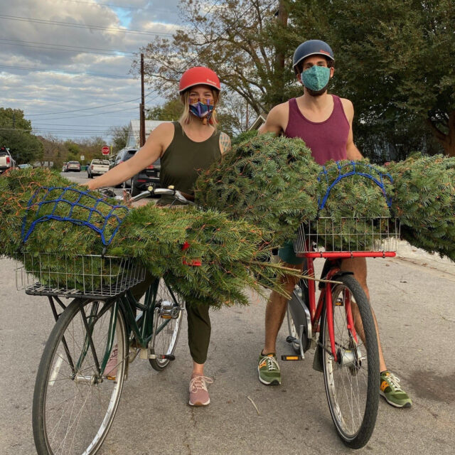How Bike Share Is Spreading Holiday Cheer — the Socially Distant Way