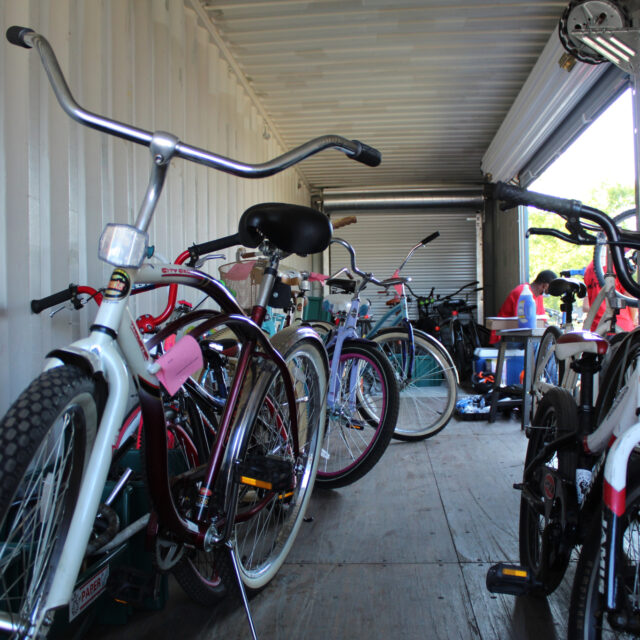 The Young Men's Educational Network and Chicago's New Bike Library