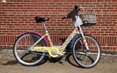 Community Art Meets Bike Share