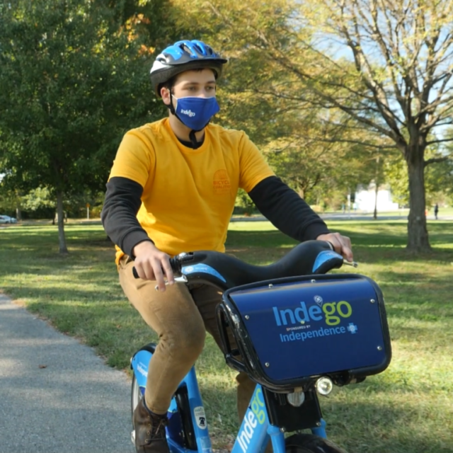 "The Making of Indego's ""Learn To Ride"" Video"