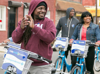 Meet 5 Grantees Out to Transform Bike Share