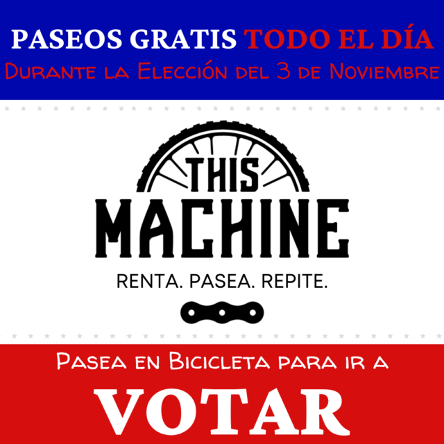 This Machine Habla Español