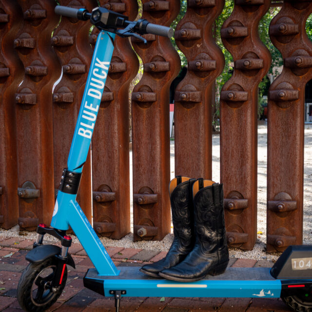 Shared Micromobility, Southern Style