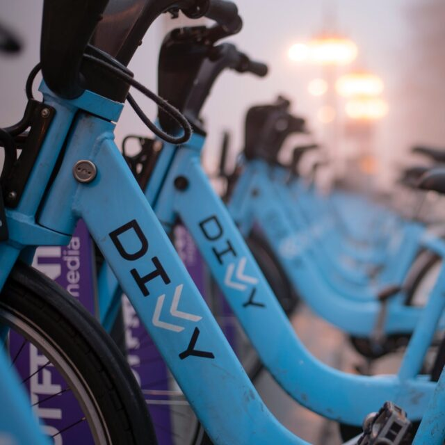 New Study Finds Low-Income Workers Rely More on Bike Share