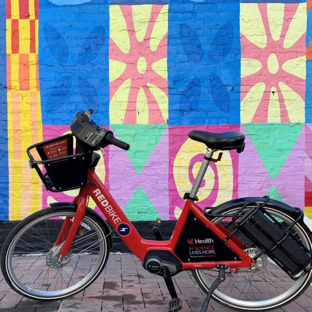 Red Bike Bets Big on New Docks, Art and Cincinnati Youth