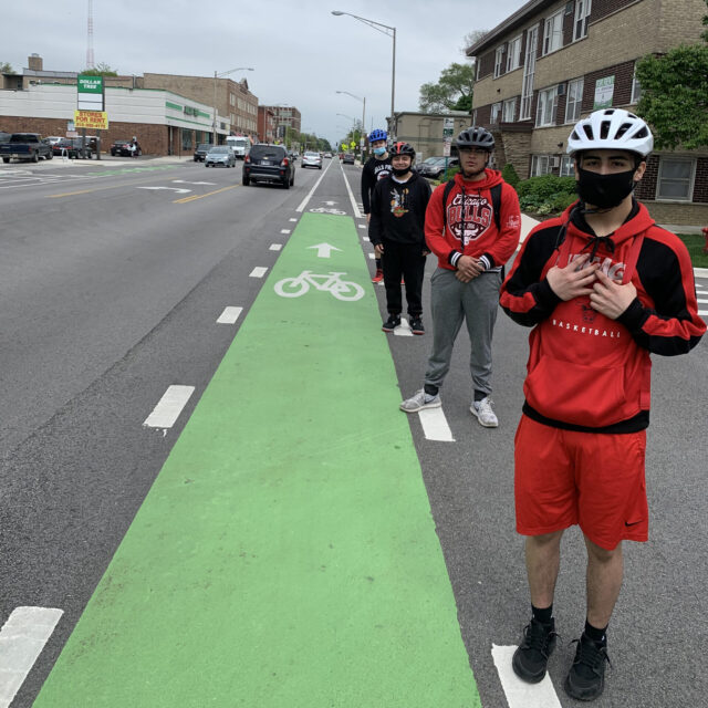 Chicago Youth Are Building a Bike Community