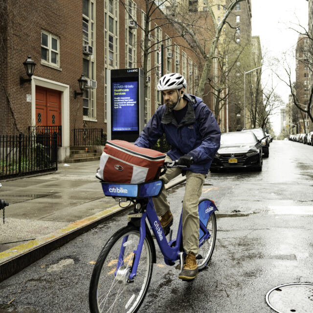 Who is Bike Share For?